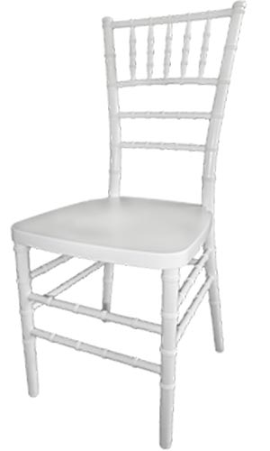 Resin Chiavari Chairs | Special Event Products in Houston, Fontana
